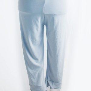 Authentic leggings with mesh