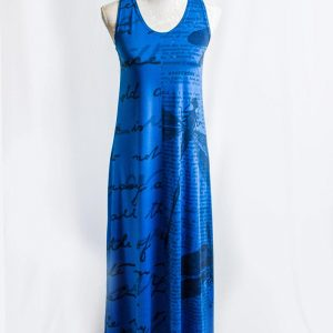 Authentic dragonfly dress