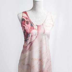 Authentic Soft pink rose top