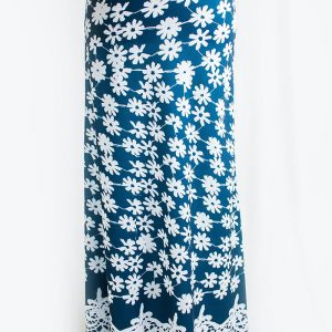 Authentic daisy pattern skirt