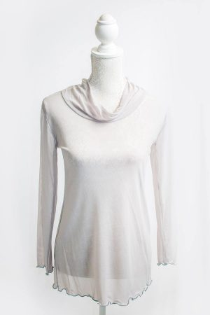 Authentic Basic Covelneck Top