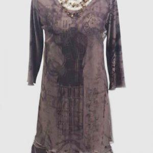 Authentic Rustic corset top