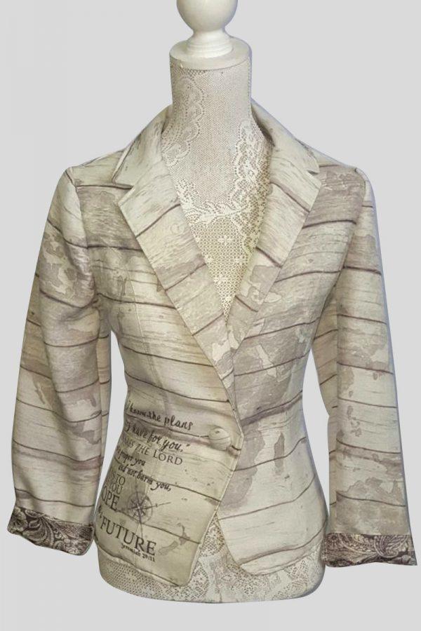 Authentic Jeremia jacket