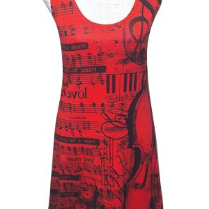 Authentic Musical dress