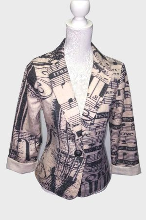 Authentic Violin jacket