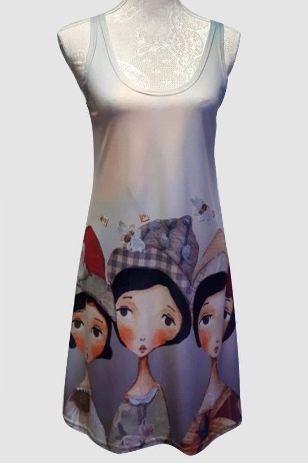 Lizzy Poppe dress (mini dress)