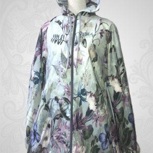 Spring Garden Raincoat