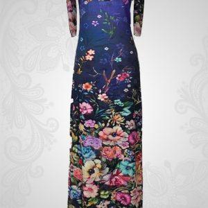 Blossom Ombre dress