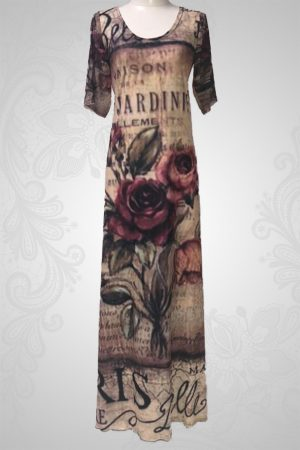 Paris Rose Dress