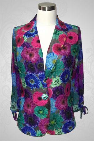 Vibrant Summer Jacket