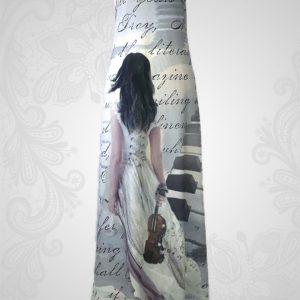Violin Lady Dress