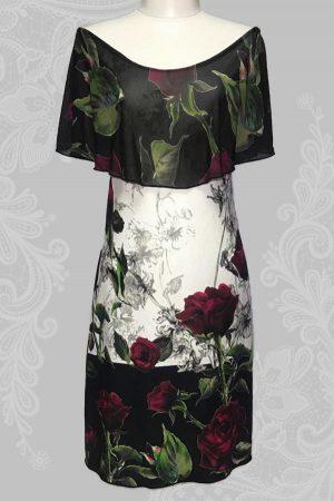 Spanish Roses Dress