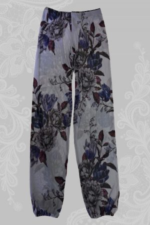 Wood Anemone Mesh Pants