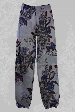 Wood Anemone Mesh Pants